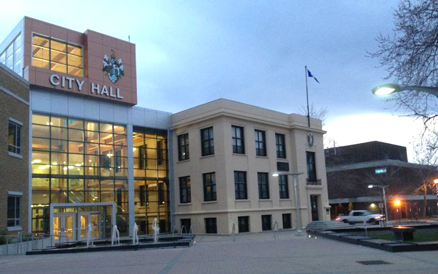 Corner Brook City Hall Structural